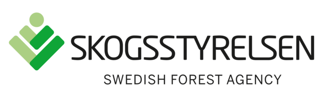 Logotype Swedish forest agency
